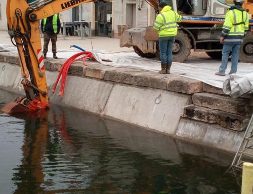Piqueur BRH – Location de matériel de travaux sous-marins à Sète