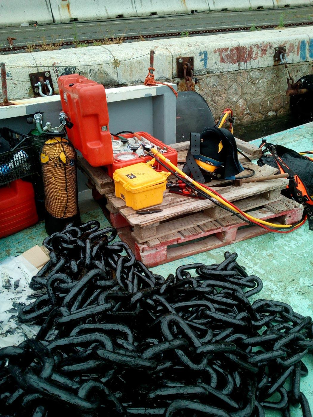 location-matériel-travaux-subaquatique-sete