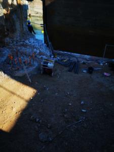 Travaux sous-marin sète pont levis