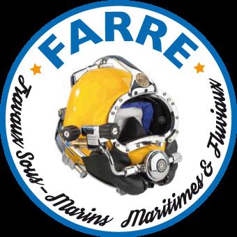 Farre Travaux sous-marins maritimes et fluviaux Logo